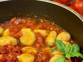 Salsa de tomates ¡en 2 minutos!