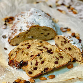 Stollen (pan dulce alemán)