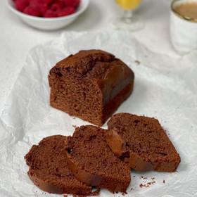 Budín de chocolate súper mega fácil