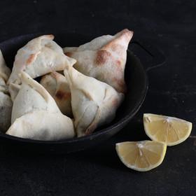 Empanadas Árabes - Sfijas