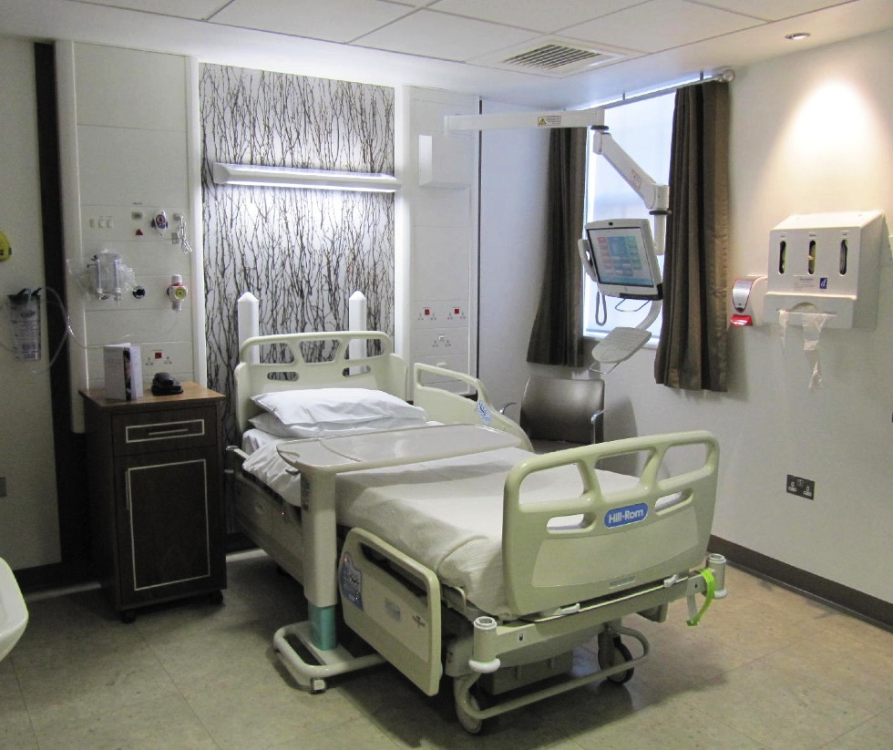 The Royal Marsden Hospital, Private Patient Wards