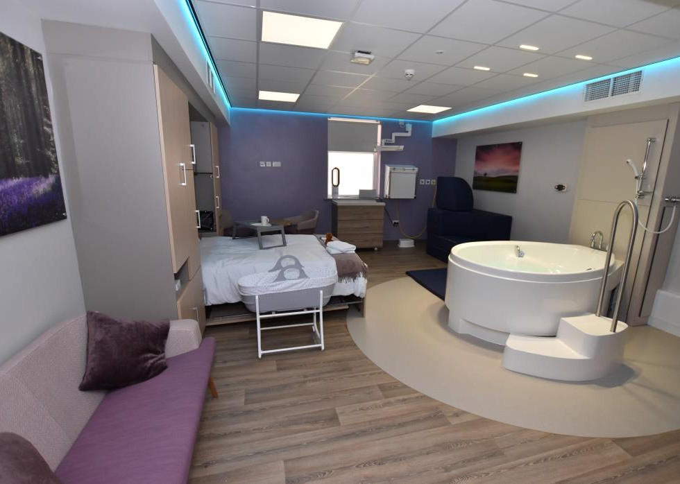 Warwick Hospital Maternity Unit
