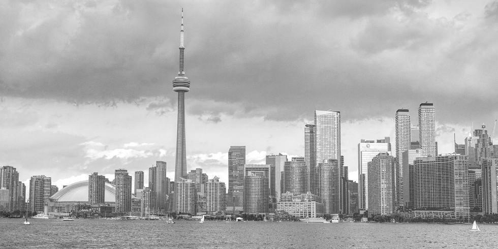 MONO - Toronto by Chris Moss (8 marks)