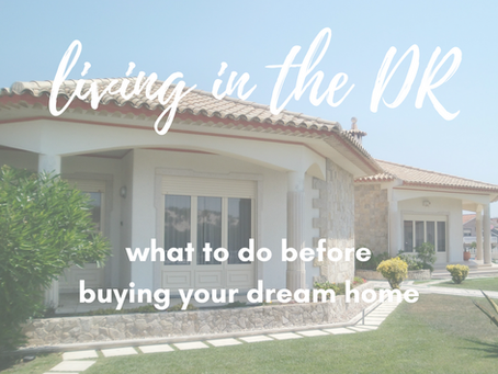 What to do Before Buying your Dream Home