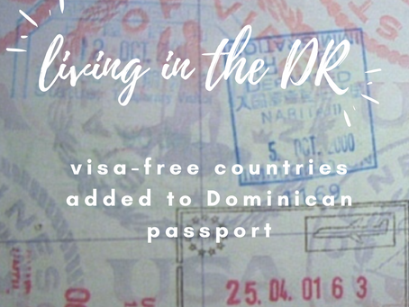 12 Visa-Free Countries Added to Dominican Passport