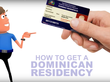 How to Get a Dominican Residency