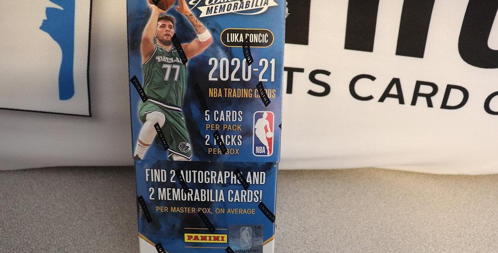 2020-21 Absolute Memorabilia Basketball Break