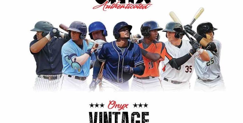 2021 Onyx Baseball - Full Case Break - 24 Boxes