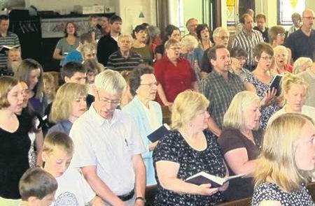 CHPC congregational singing