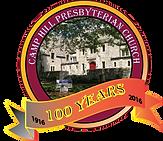 Camp Hill Presbyterian Church Centennial Anniversary Logo