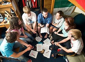 Camp Hill Presbyterian Church Youth Christian Education Gathering Activity