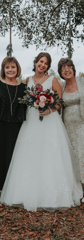 Mothers of the Bride and Groom Makeup