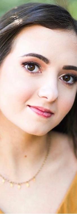 Senior Portrait Makeup