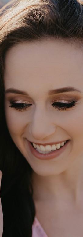 Graduation Photo Makeup