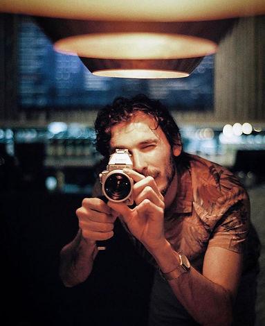 Robert dos Santos - Film Director 8mm Fi