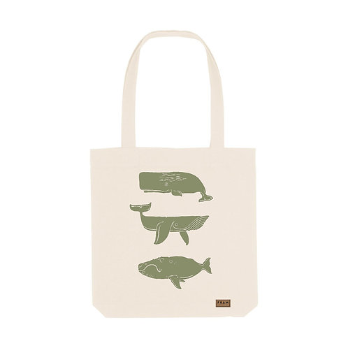 "FRAM Bag ""Whales"""