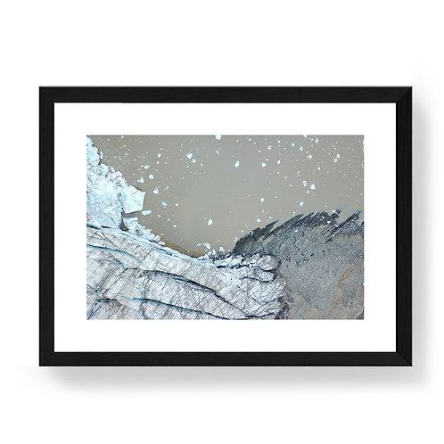 FRAM Print ICE X OCEAN
