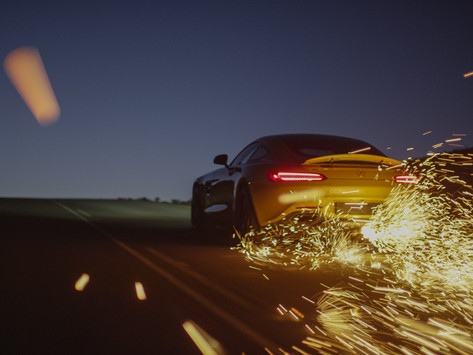 Fashion Film for Mercedes-Benz