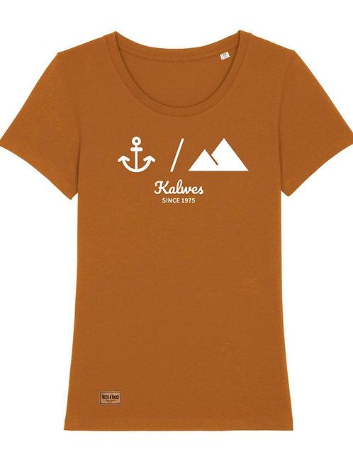 "WOMAN Fairtrade Shirt ""Bergsee"""