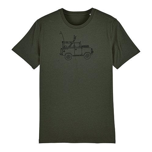 "Fairtrade Shirt ""Surf Rig"""