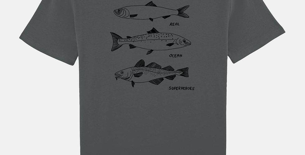 """FRAM Shirt """"Fishes"""""""