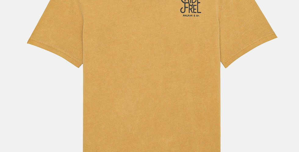 "Fairtrade Shirt ""Ride Free"""