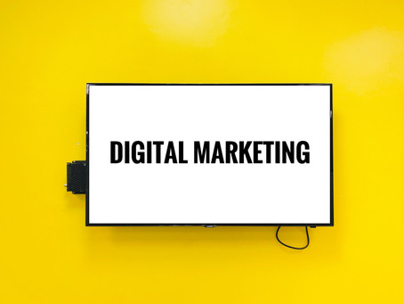Digital Marketing and You
