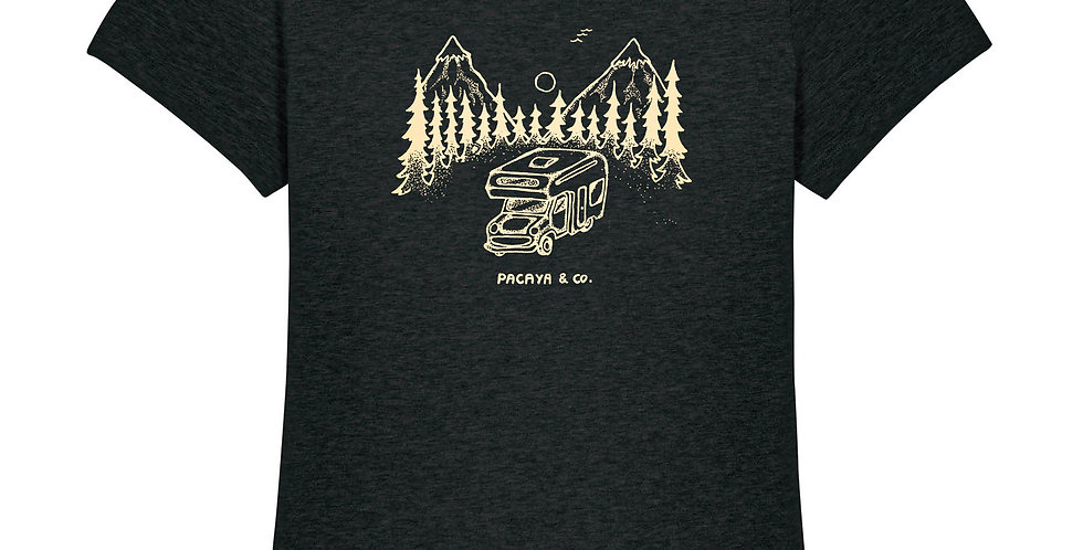 """Fairtrade Shirt """"Mountain Camper"""""""