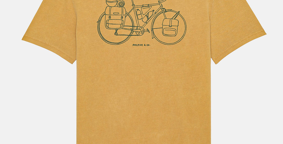 "Fairtrade Shirt ""Pedal the World"""