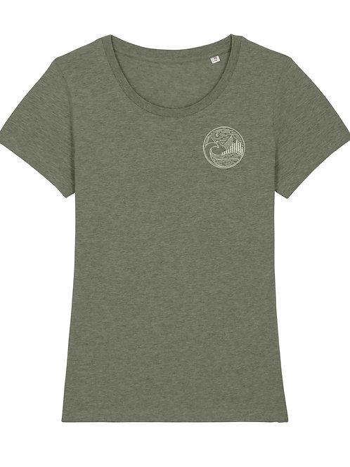 "Fairtrade Shirt ""Tiny Island"""