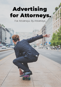One Legal Advertising. For Attorneys, by Attorneys.