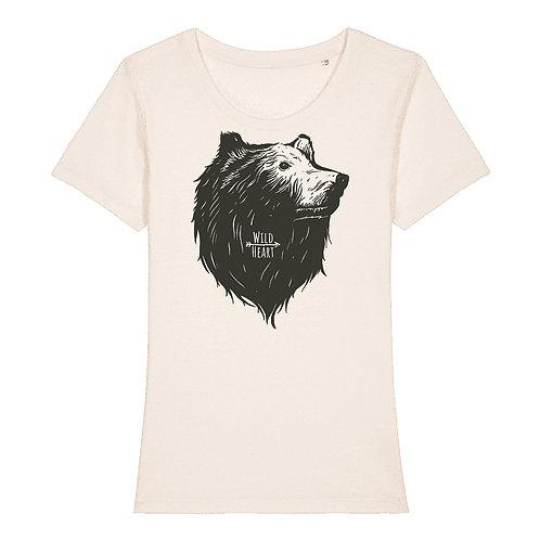 "Fairtrade Shirt ""Wild"""
