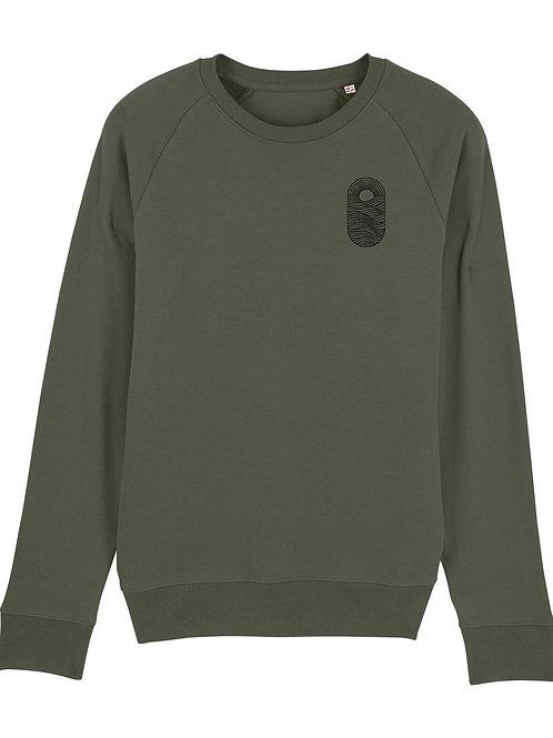 "Sweater ""Sunsetwaves"""