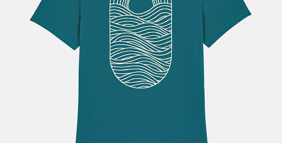 Shirt SUNSET WAVE