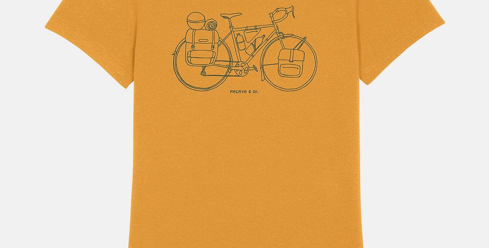 Shirt PEDAL THE WORLD