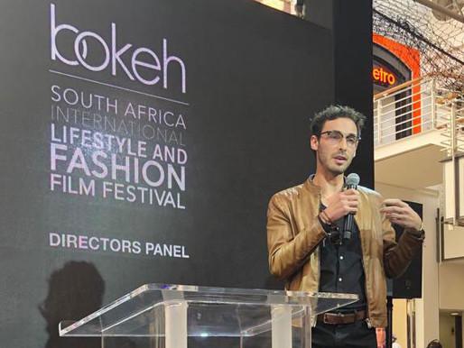 Light Nominated for Bokeh Fashion Film Festival