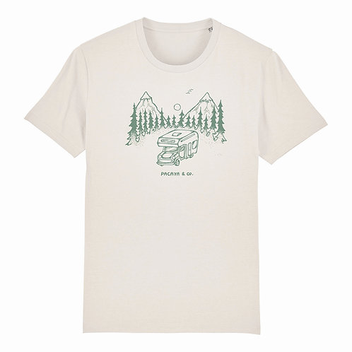 "Fairtrade Shirt ""Mountain Camper"""