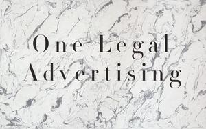 One Legal Advertising Logo