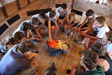 Клуб «Конструктор успеха» развития личности и креатива подростков