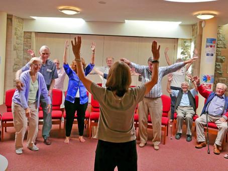 Anna Chaplaincy Changing Ideas on Dementia