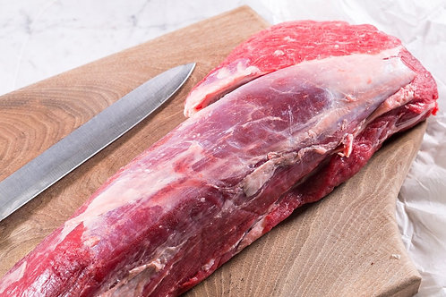 Hereford Fillet Steak per 100g
