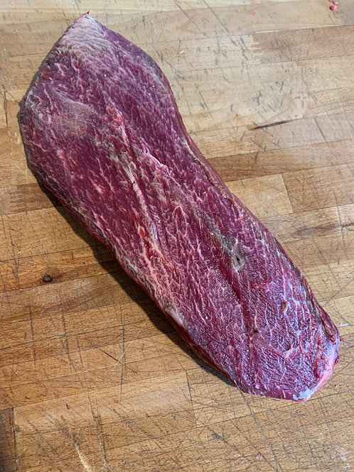Red Ruby Feather Steak per 100g