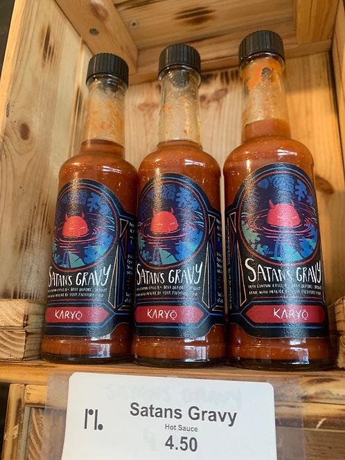 Satan's Gravy Hot Sauce