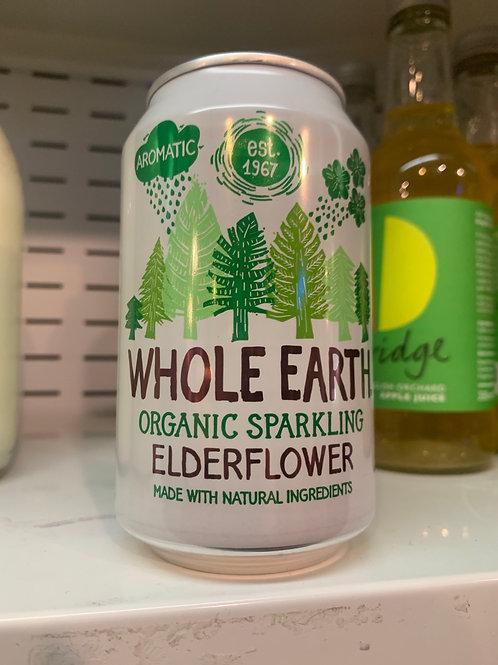 Whole Earth Elderflower