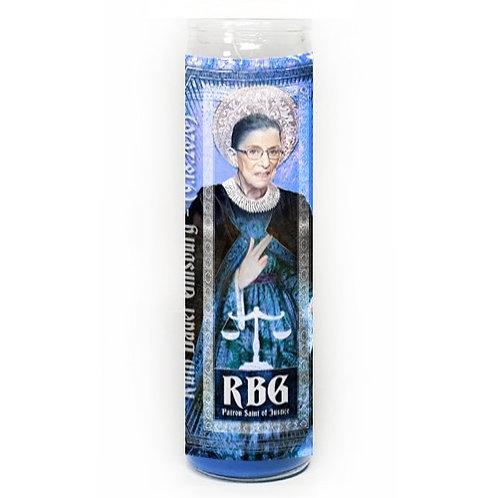 RBG Pop Saints Candle