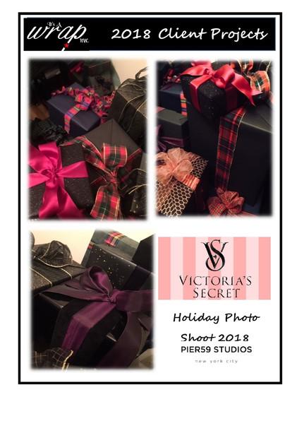 Victoria's Secret Prop Wrap