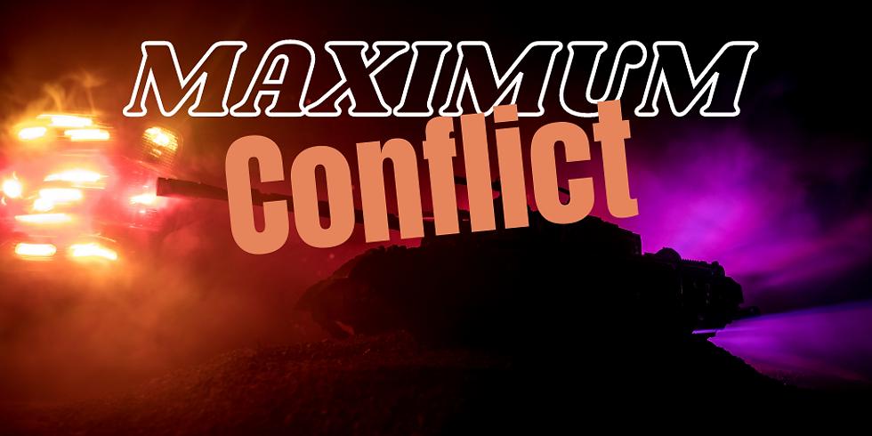 Maximum Conflict - Cleburne