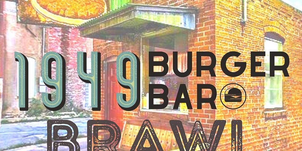 BURGER BAR BRAWL - FREE SHOW!