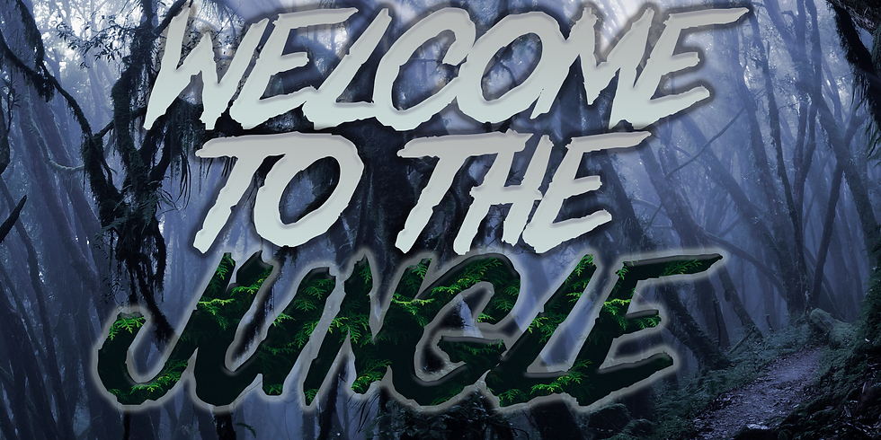 Welcome to the Jungle - Mineral Wells