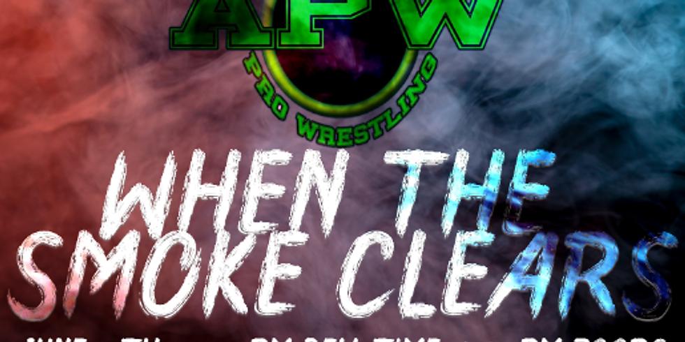 When The Smoke Clears | Cleburne